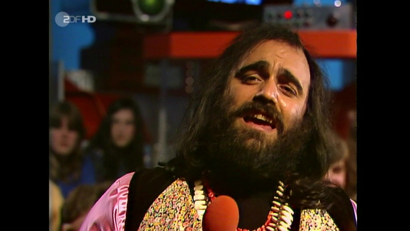 Demis Roussos Forever And Ever (Live) retronew