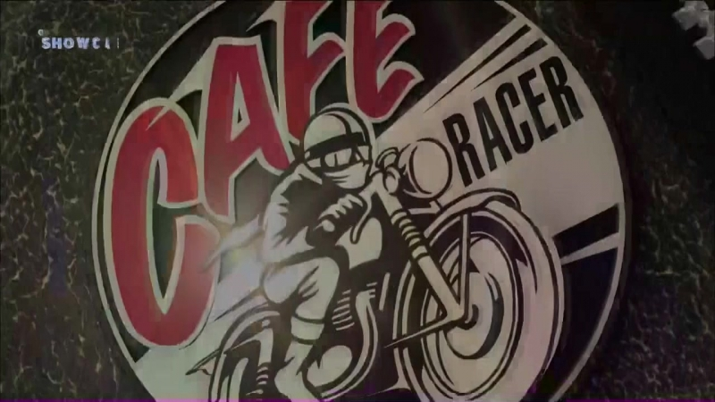 Discovery Гоночный мотоцикл Cafe Racer 3 сезон 1 серия