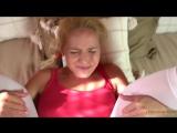 Прекрасная девочка в белых лосинах GooD PorN 18+секс.порно.анал.Milfs