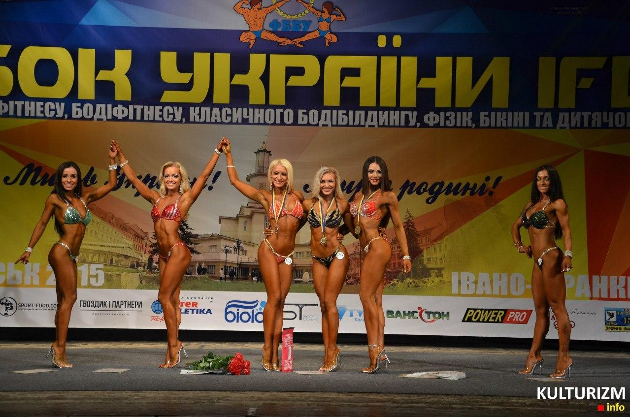 Украинские женщины в бикини 15 фотография
