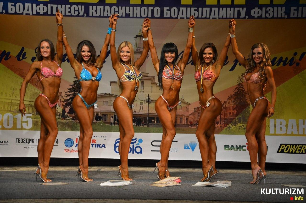 Украинские женщины в бикини 6 фотография