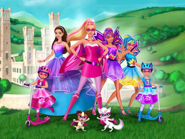 Link barbieland ru