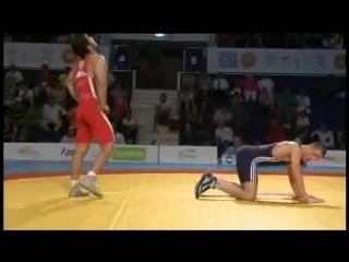MANUKYAN Rafik (ARM) vs KULYNYCZ Arkadiusz Marcin (POL)