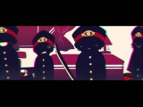 【手描き】田噛と平腹でおこちゃま戦争(替え歌)【獄都事変】 Niconico Video GINZA
