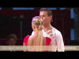 Armen Tsaturyan - Svetlana Gudyno, RUS, 1/2 Samba