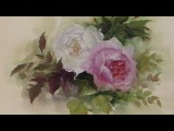 The Beauty of Oil Painting Series 1, Episode 5: English Roses