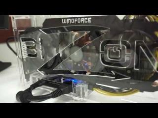 Обзор и тест внешней видеокарты BizonBOX для ноутбуков Apple MacBook (eGPU Thunderbolt)