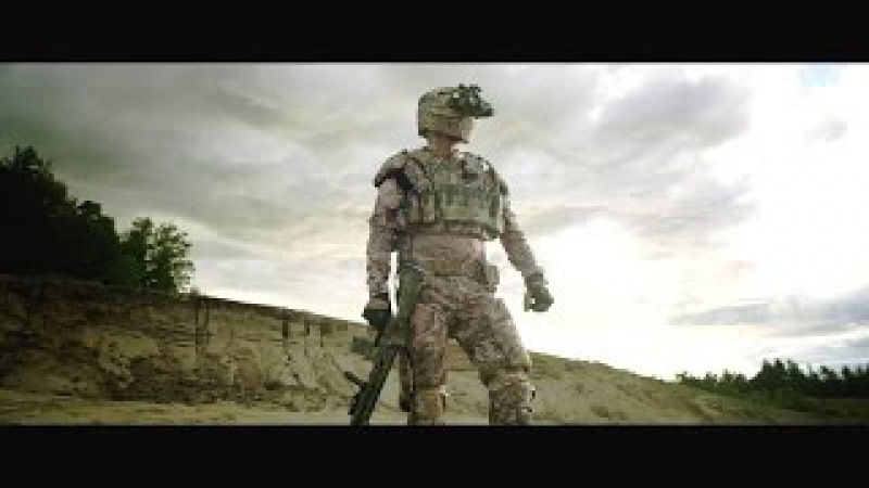 Revision Military - Exoskeleton Integrated Soldier Protection System [1080p]