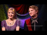 Exclusive Interview with Lucy Hale and Freddie Stroma, from A Cinderella Story: Once Upon a Song!