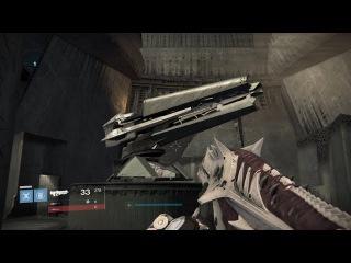 New Destiny Mac Cannon in Raid?!