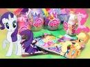 Мой Маленький Пони Игрушки MLP МЕГА Сюрприз Для Детей Милая Пони My Little Pony season 5
