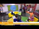 Жанна Ткаченко в гостях у шоу УтроOnline 17.04.15