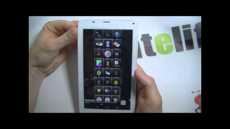 Cube Talk 7X U51GT обзор планшета