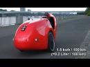 Alleweder 6 Typ 2 Velomobil light vehicle electric car solar solarcar
