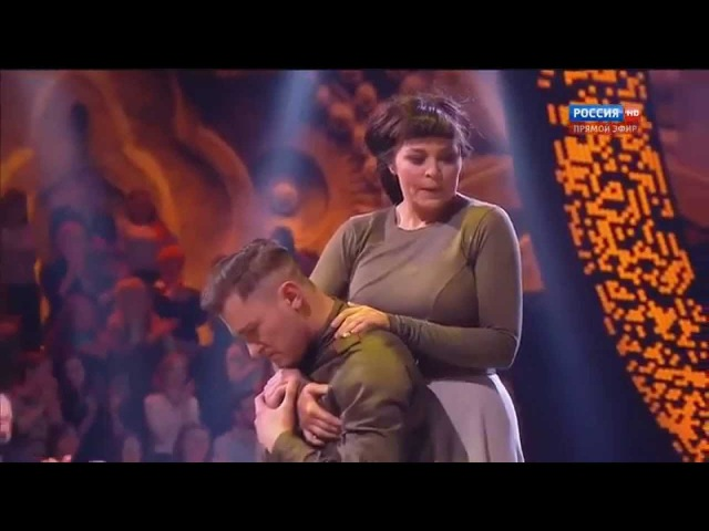 ИРИНА ПЕГОВА и Андрей Козловский Финал (12) Танцы со звездами 25.04.2015 Прощание славянки