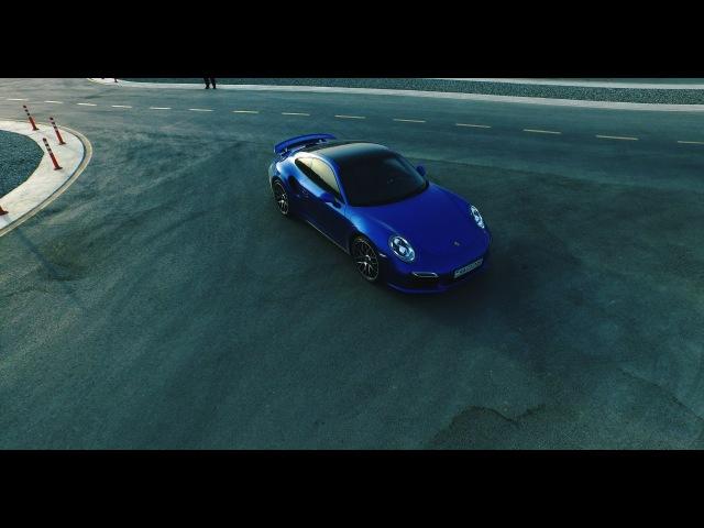 Тест-драйв от Давидыча. Porsche 911 Turbo S (991)