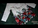 Летнее платье | Посылка из Китая №105