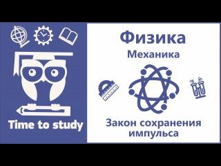 Физика. Подготовка к ЕГЭ. Урок 10. Импульс. Закон сохранения импульса
