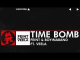 DnB - Feint &amp Boyinaband feat. Veela - Time Bomb Monstercat Release