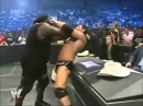 Batista vs Kane vs Finlay vs Mark Henry WWE Smackdown 2007