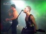Первое выступление Rammstein 14.04.1994