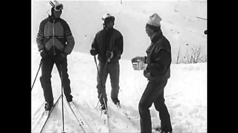 Подготовка горнолыжников (Супергигант)