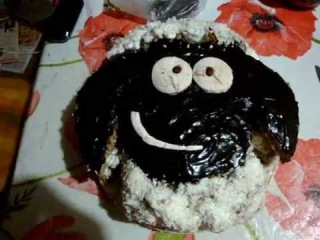 торт барашка Тимми (Timmy Time Cake)