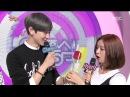 150502 MBC 쇼! 음악중심 Music Core MC_CUT (Choa & Chanyeol & Hyeri)