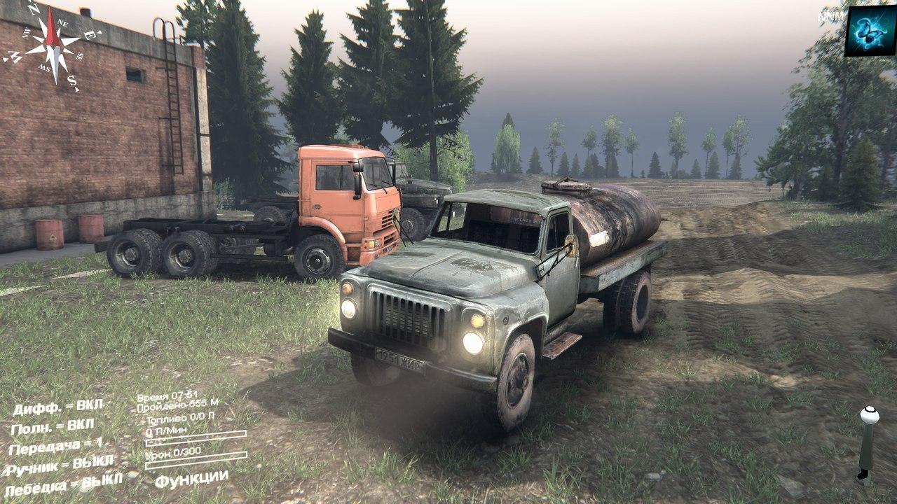 ГАЗ-53 + аддоны I_E8PT9fZ20