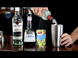 Blue Hawaii Cocktail - How to make a Blue Hawaii Cocktail Recipe by Drink Lab (Popular)