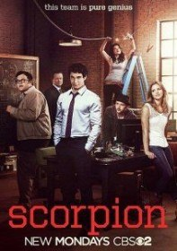 Скорпион / Scorpion (Сериал 2014-2015)