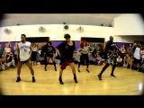 YANIS MARSHALL HEELS CHOREOGRAPHY 'BITCH BETTER HAVE MY MONEY' RIHANNA. WORKSHOP IN LONDON STUDIO 68