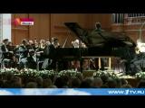 Денис Мацуев представил биографическую книгу на благотворительной концерте в родной консерватории - Первый канал