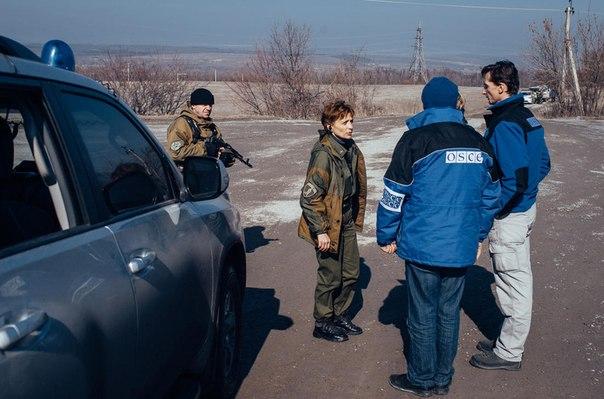 В составе мониторинговой миссии ОБСЕ в Украине работает 35 россиян - Цензор.НЕТ 566