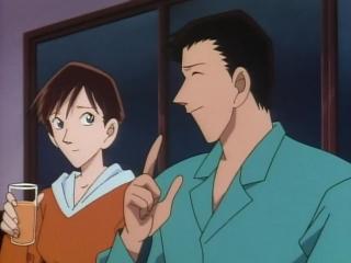 Detectiu Conan - 100 - El record del primer amor (1ª part)
