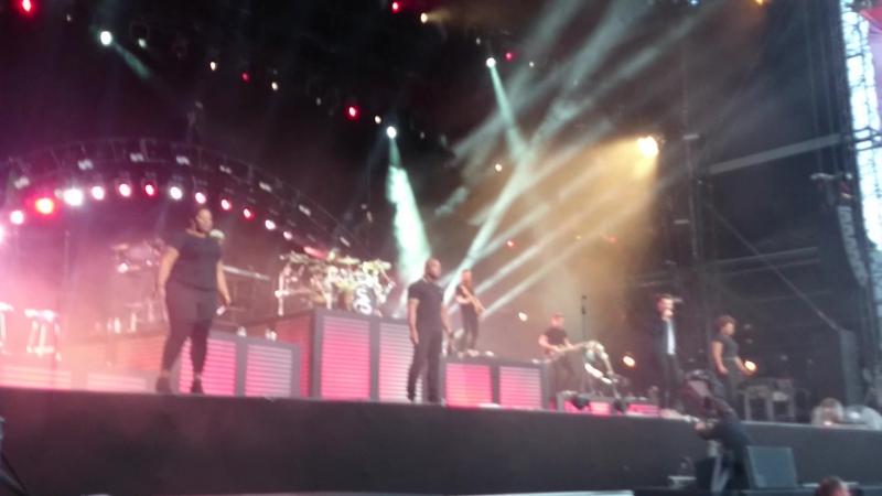 Sam Smith - Like I Can (Lollapalooza Berlin, 2015)