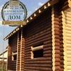 Карижский бревенчатый дом - Деревянные дома