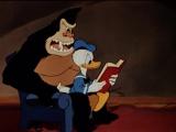 (Walt Disney) Дональд Дак и горилла