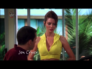 April Bowlby (Candy) in Freakin' HOT Scene! - Two And A Half Men (HD 1080p)