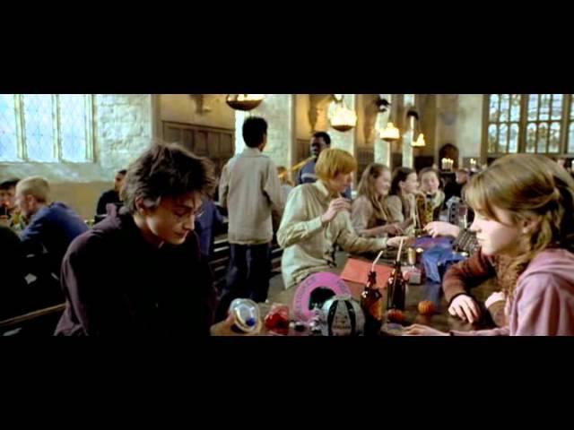 Гарри Поттер и узник Азкабана(вырезанные сцены)