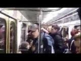 Эминем в метро