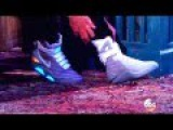 Power Lace Nike Air Mag is REAL and worn by Michael J Fox