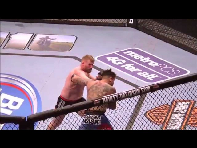 The Best Of The UFC Phantom Cam - Super Slow Motion MMA