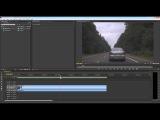 Как замедлить и ускорить видео в Adobe Premiere CS6?