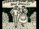Ninna Nanna - Lullaby, Italian Folk Songs Dances