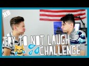 Try Not To Laugh Challenge 💦 HalBer