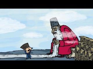 Гора самоцветов - Шейдулла-Лентяй (Sheydulla lazy) Даргинская сказка