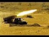 Реактивная система залпового огня Град - 122-мм