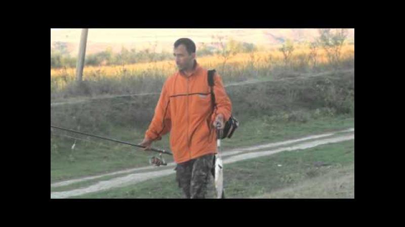 Pescuit avat la Balteni Tulcea bratul Sfintul Gheorghe 2012