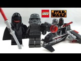 LEGO Star Wars Shadow Troopers battle pack review! 75079